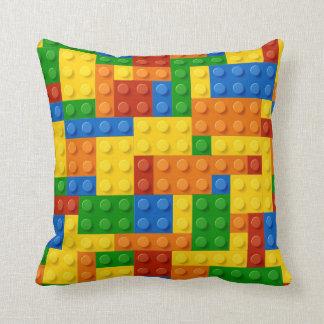 Kids Building Blocks Pillow Throw Cushion