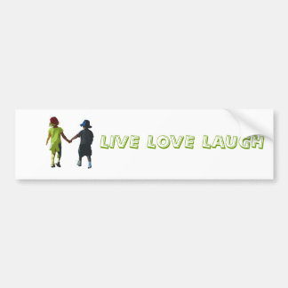 kids bumper sticker