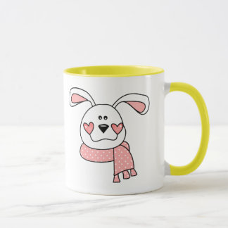 Kids Bunny Rabbit T Shirts and Gifts Mug