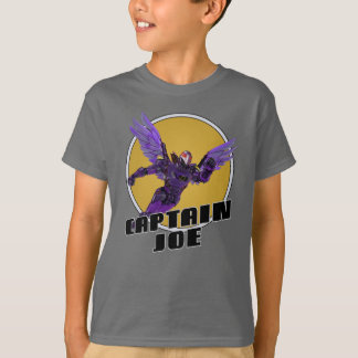 Kids Captain Joe tshirt