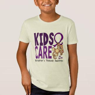 Kids Care 1 Alzheimer's Disease T-Shirt