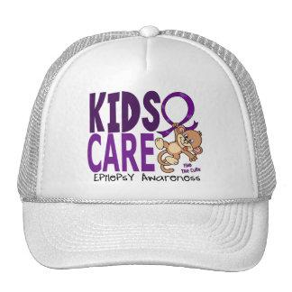 Kids Care 1 Epilepsy Trucker Hat