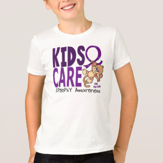 Kids Care 1 Epilepsy T-Shirt