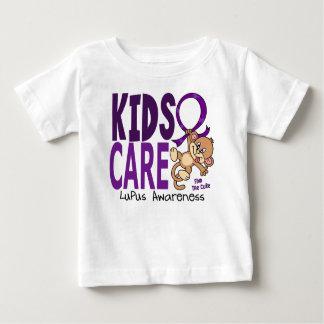 Kids Care 1 Lupus Baby T-Shirt