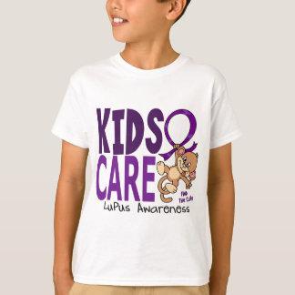 Kids Care 1 Lupus T-Shirt