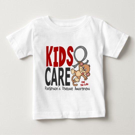 Kids Care 1 Parkinson's Disease Baby T-Shirt
