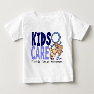 Kids Care 1 Prostate Cancer Infant T-Shirt