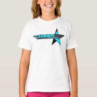 Kids' Cheerleader Star Design Practice Shirt