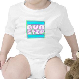 Kids childs childrens Bubblegum DUBSTEP Rompers