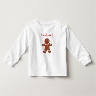 Kid's Christmas Gingerbread T-Shirt