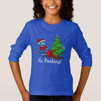 Kids Christmas T shirt for Autism charities