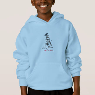KID'S COMFORTBLEND HOODIE - VULTURE AFTER A MEAL
