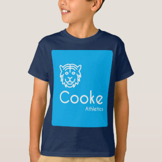 KIDS Cooke Athletics T-Shirt, Navy T-Shirt