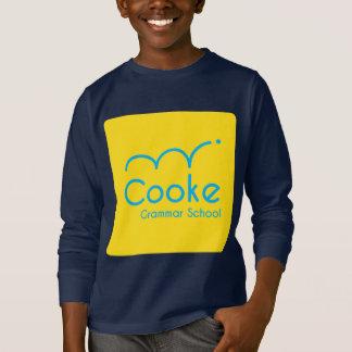 KIDS Cooke Grammar School Long Sleeved Shirt, Navy T-Shirt