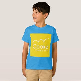 KIDS Cooke Grammar School Shirt, Blue T-Shirt