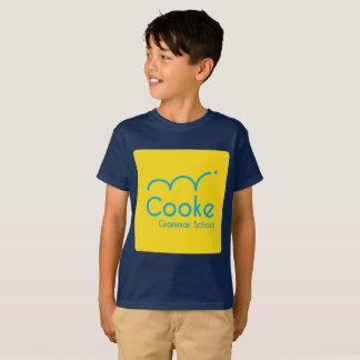 KIDS Cooke Grammar School Shirt, Navy T-Shirt