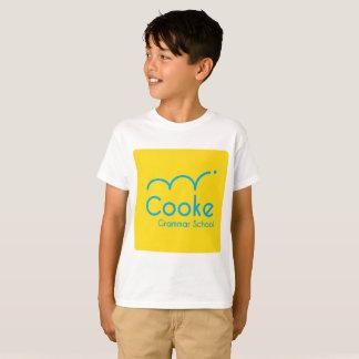 KIDS Cooke Grammar School Shirt, White T-Shirt