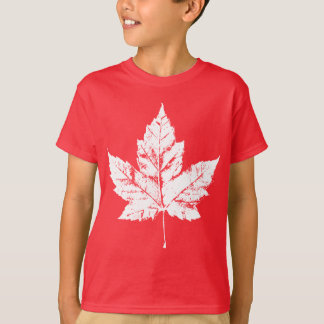 Kid's Cool Canada T-shirt Retro Souvenir