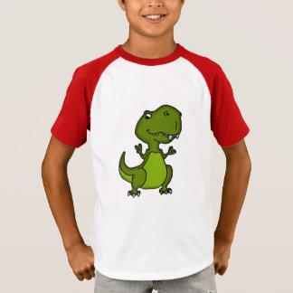 Kids´Cool Cartoon Design T-Shirt