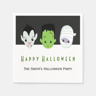 Kids costume napkins IV Disposable Napkin