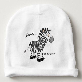 Kid's Cute Baby Zebra Baby Beanie
