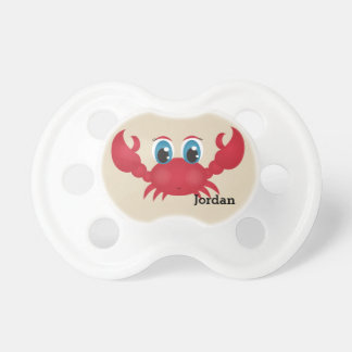 Kid's Cute Happy Crab Dummy
