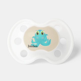Kid's Cute Happy Octopus Dummy