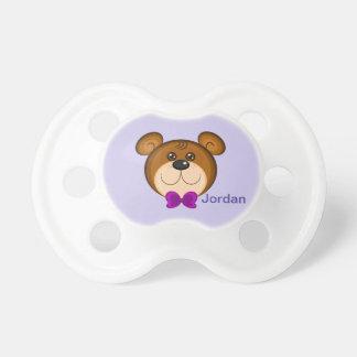 Kid's Cute Teddy Bear Bow Tie Dummy