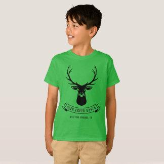 Kid's Deer Creek Ranch Tee (Green)