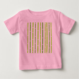 Kids designers t-shirt pink with Bamboo