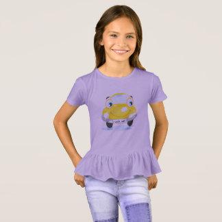 KIDS DESIGNERS T-SHIRT : Vintage lavender edition