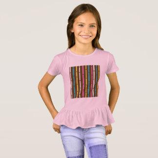 Kids designers tshirt with Bamboo