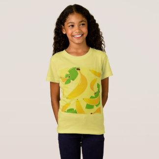 Kids designers tshirt with Bananas