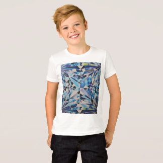 Kids' Diamond American Apparel Fine Jersey T-Shirt