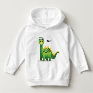 Kids Dino sweatshirt hoody