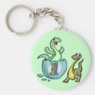 Kids Dinosaur T-shirts and Kids Dinosaur Gifts Keychain