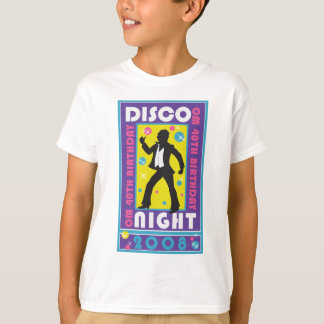 Kids Disco Night T-Shirt