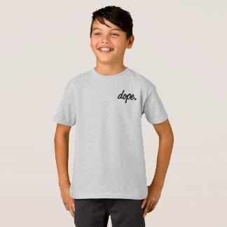 Kids dope. classics ash t-shirt