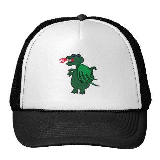 Kids Dragon Mesh Hats