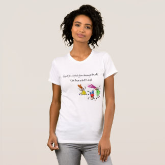 Kids Drawing T-Shirt