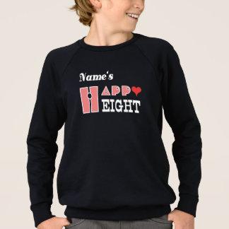 Kid's Eight years birthday HQH Sweatshirt