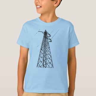 Kids Electricity Pylon T-shirt