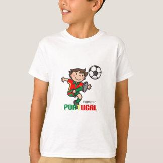 Kids - Euro 2012 - Portugal Tee Shirts