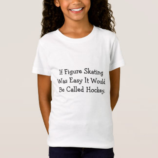 Kids Figure Skating T-Shirt
