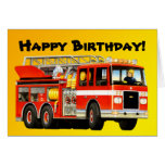 Kid's Fire Truck