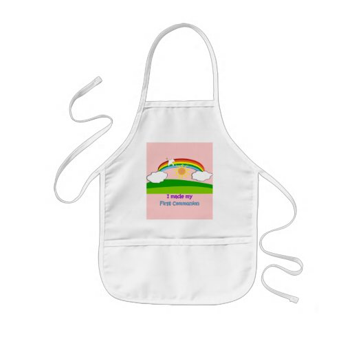 Kids First Communion T-Shirts and Gifts Apron