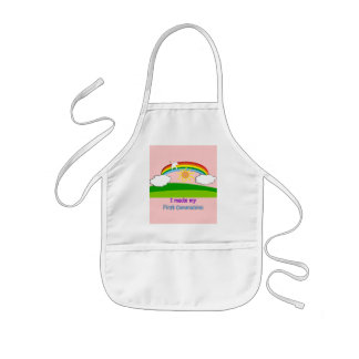 Kids First Communion T-Shirts and Gifts Kids Apron