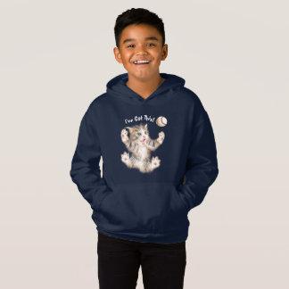 Kids' Fleece Pullover Hoodie