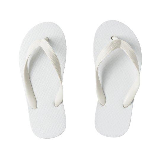 Custom Flip Flops, Kids