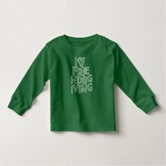 Kids Friendsgiving Long Sleeve T-Shirt